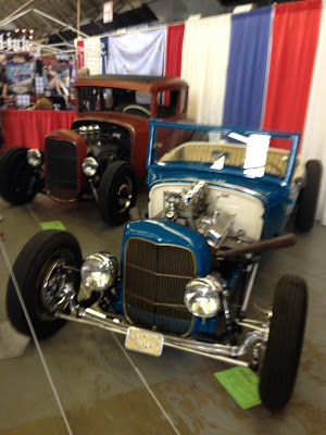 Grand National Roadster Show in Pomona Ca