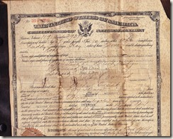 Naturalization Papers--Owsiak