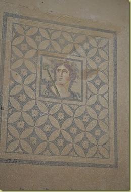 Ephesus House Floor Mosaic