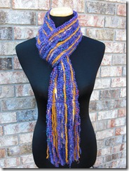 lsu tigers scarf