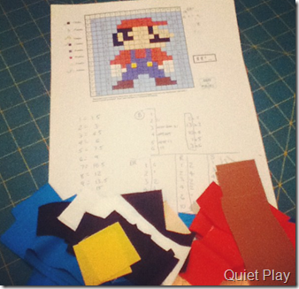 Mario in progress
