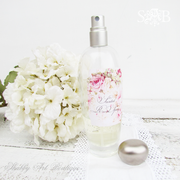 Shabby Art Boutique Scented Room Spray 3