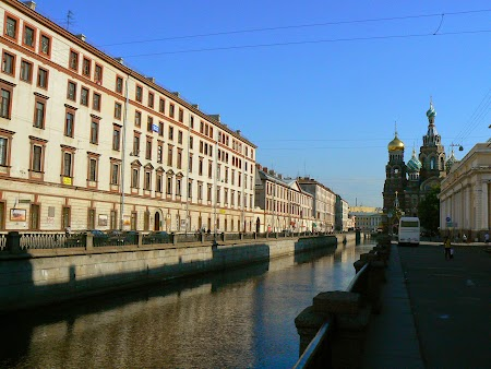 Circuit Rusia: Canale in St. Petersburg