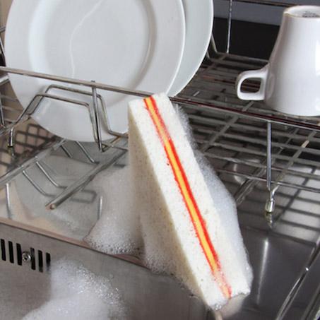 Sandwich Sponge 1