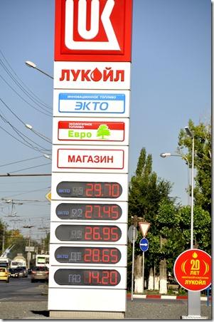 001-prix des carburants Russie