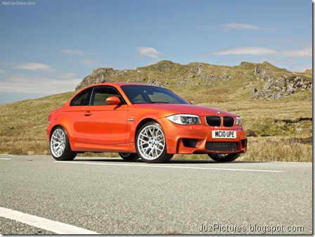 BMW 1-Series M Coupe UK Version4