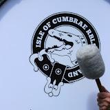 Cumbrae pipe band (Ecosse)
