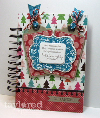 TakeNoteHoliday2011Planner