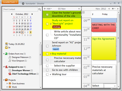 LeaderTask - Outlook Alternative Personal Organizer