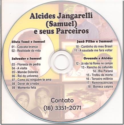 Samuel e Parceiros CD