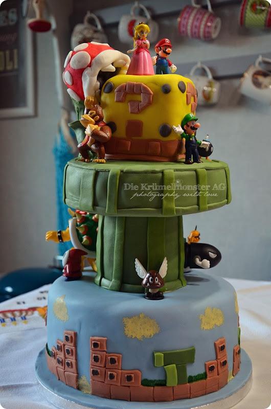 Geburtstagstorte (03) Chrissy von Isabelle