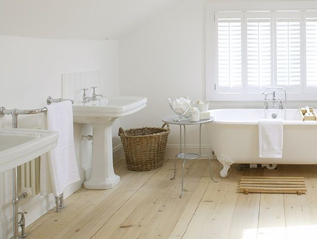My new old life my new old house bagno padronale - Fare il bagno in inglese ...