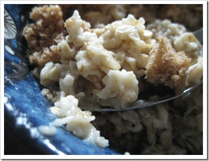 spice oats spoonful