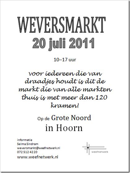 Weversmarkt 2011