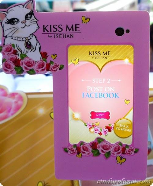 Kiss Me Selfie7