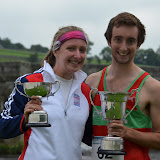 Burnsall Feast senior fell race, egg throwing & prize giving