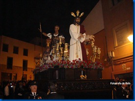 Santísimo Cristo de la Caridad en su sentencia-San Agustín