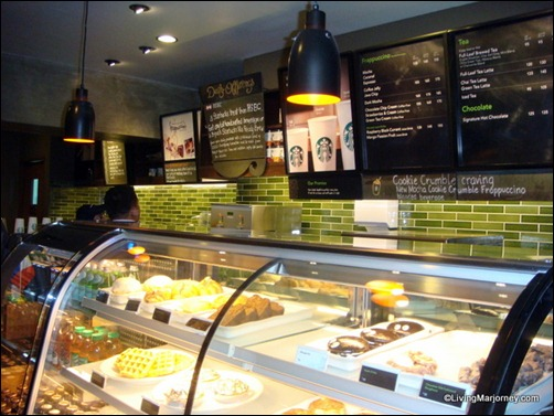 Starbucks One Rockwell -Counter