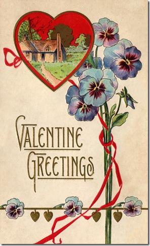old valentines #148