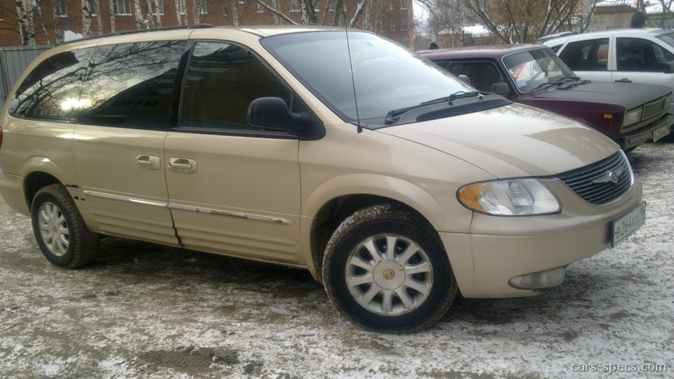 2002 chrysler town and country minivan specifications pictures. Cars Review. Best American Auto & Cars Review