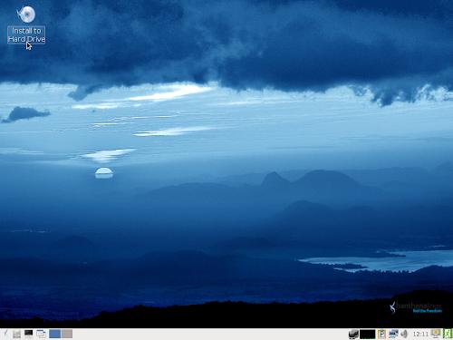 Hanthana Linux 17 LXDE
