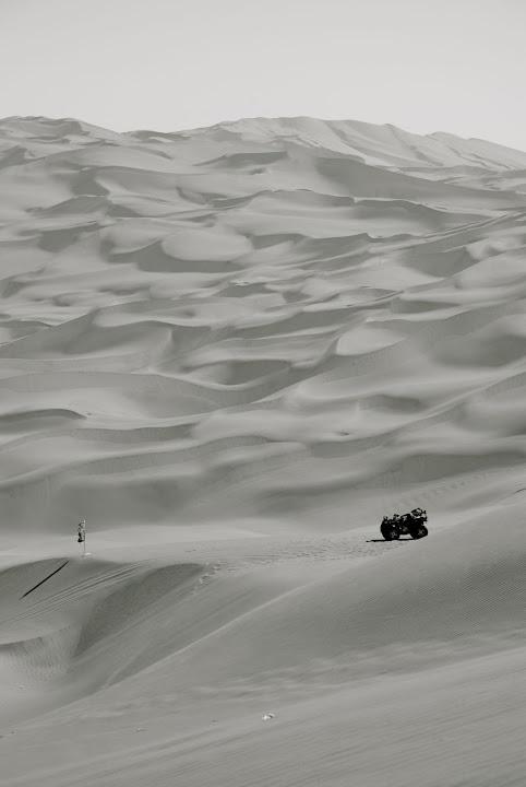 Dunes - à perte de vue