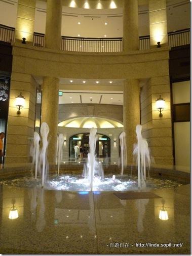 BELLAVITA-大廳噴泉