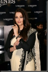 Aishwarya Rai Launches Longines Watch Show Room