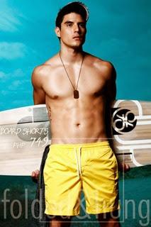 Folded and hung summer 2014 lookbook swimwear (8)