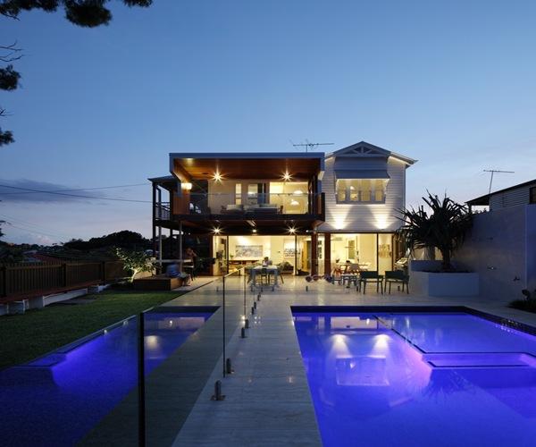 arquitectura Casa moderna Highgate Hill