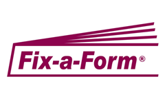 fix a form logo