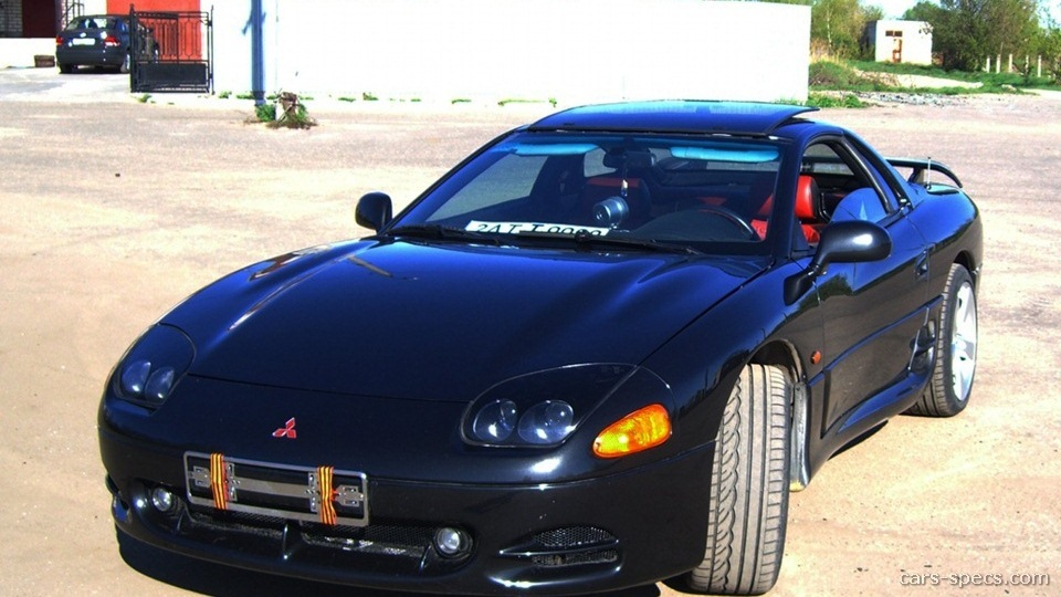 1998 Mitsubishi 3000GT VR 4 Specifications Prices