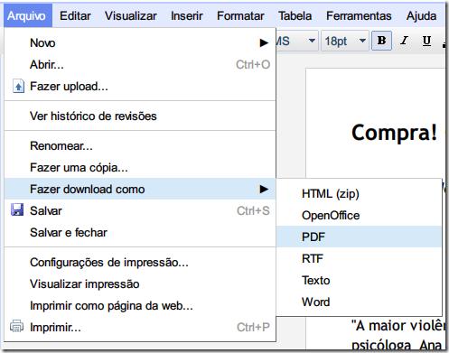 Fazer download como PDF