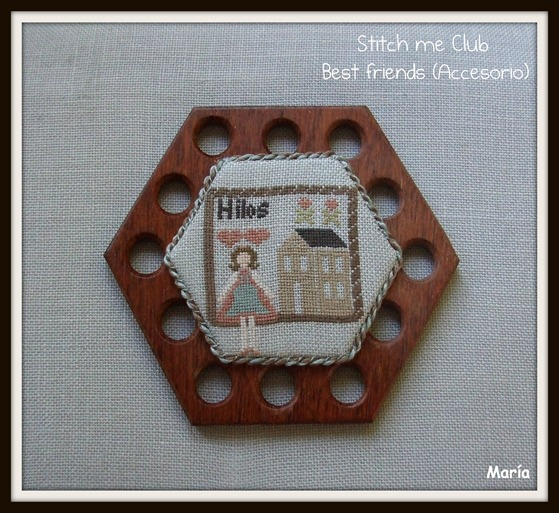 Stitch me club 2011 - Best friends (3 parte)-accesorio