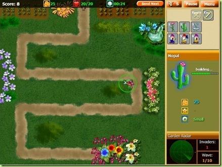 garden inventor gioco giardino