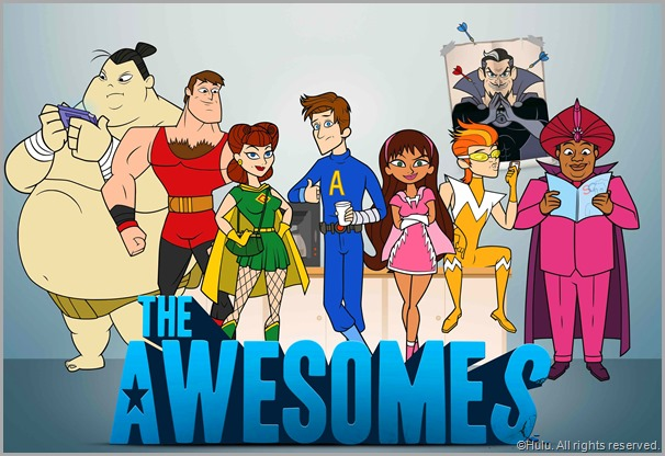 CLICK here to watch THE AWESOMES on Hulu.