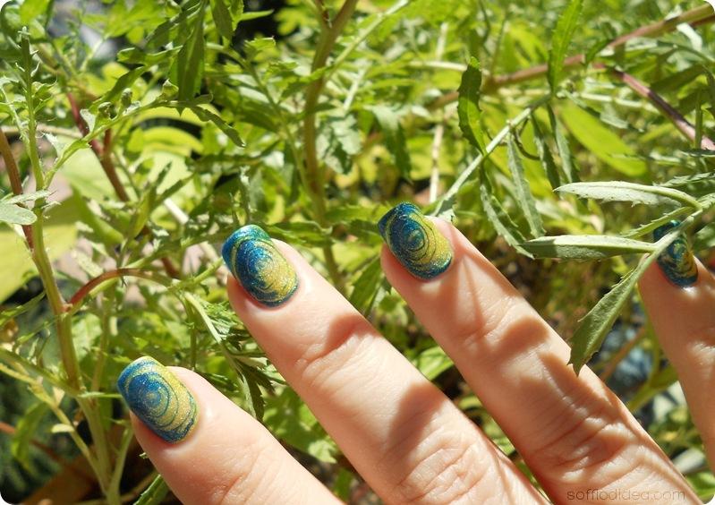 nail art - soffio di dea - layla - softouch - 16