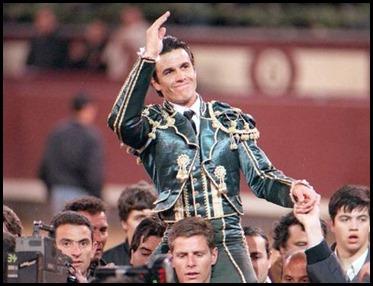 Joselito en la goyesca historica del 96 -