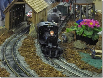 IMG_0185 Rose City Garden Railway Society Layout at the Great Train Expo in Portland, Oregon on February 16, 2008