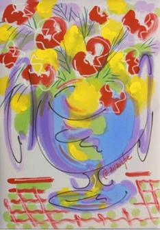Flores Cubanas, Oscar Araripe