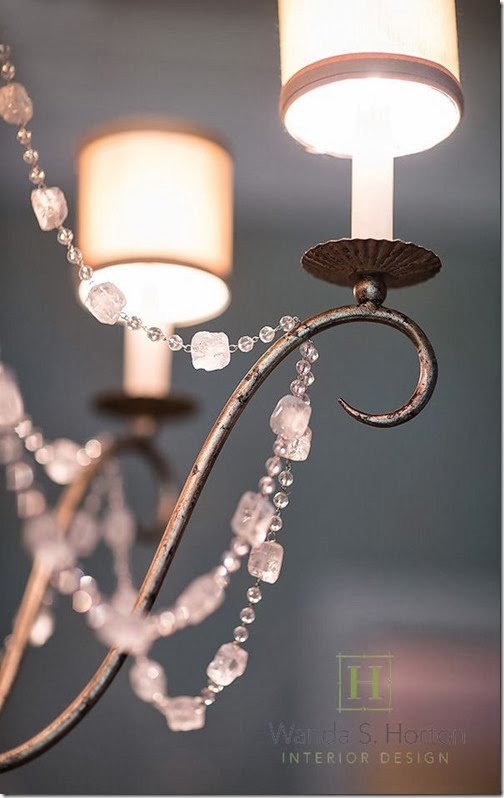 Dining Chandelier Ballantyne Project