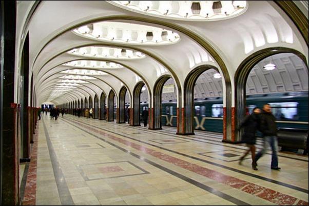 قطارات موسكو