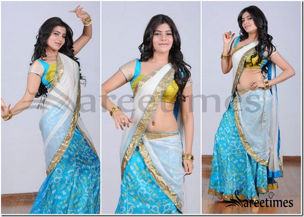 Samantha_Half_Saree