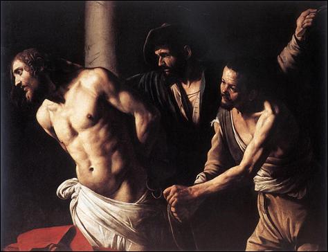 Cristo na Coluna - Caravaggio
