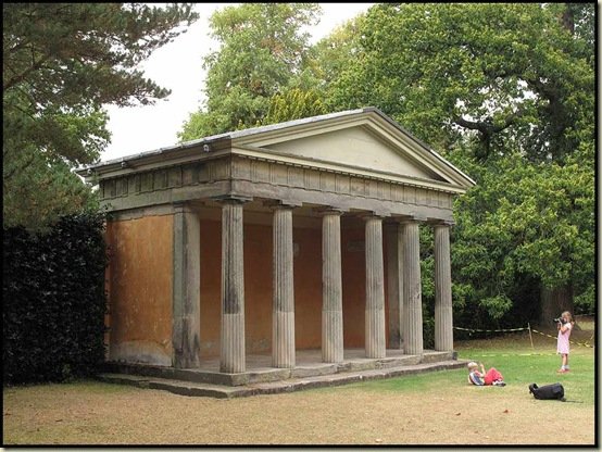 Shugborough - The Doric Temple