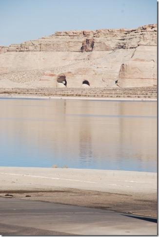10-31-11 C Glen Canyon Dam NRA Wahweap Area 031