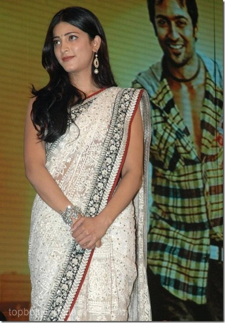 Suriya Shruti Hassan 7am-Arivu-Audio-Launch-Photos-Stills-2