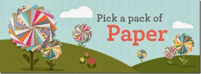 Pick a paper