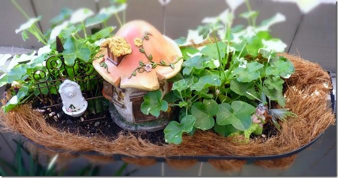 Small Fairy Garden #2