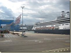 Crowded Haifa Port (Small)
